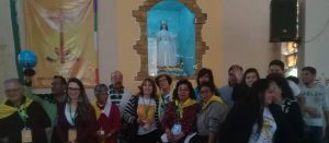 La VILLA – LLegada de «Misioneros de la VCAM»