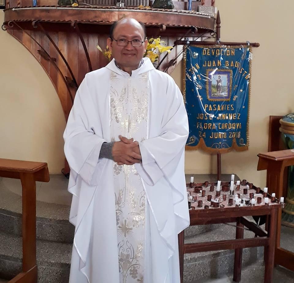 ALALAY – Celebrando 25 AÑOS de Presbítero de P. Roberto Tomichá