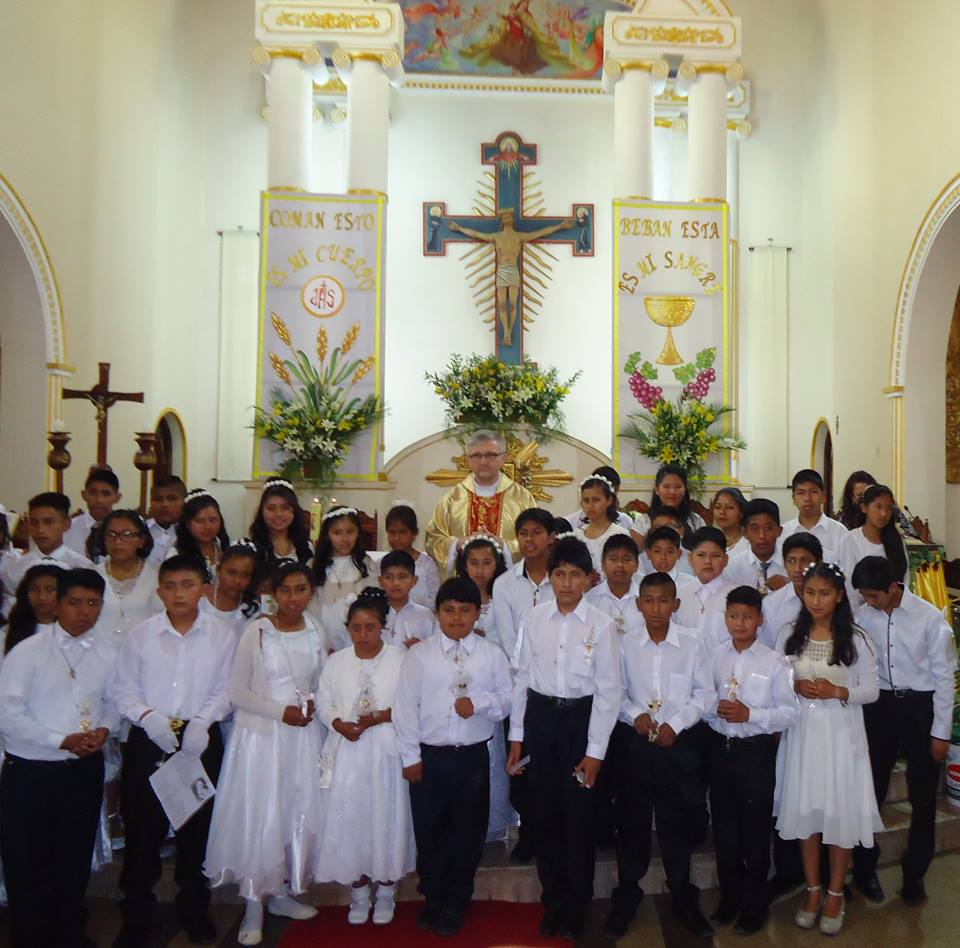 QUINTANILLA – Primeras Comuniones