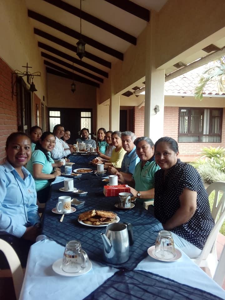 Villa 1ro. de MAYO – Encuentro de Catequistas