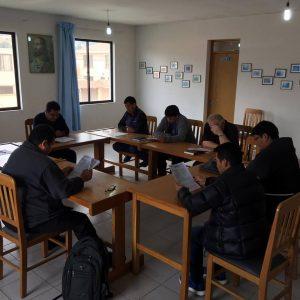 Chacacollo – Reunión de las Fraternidades de Cochabamba