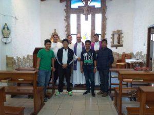 Santa Cruz – Convivencia Vocacional 2018