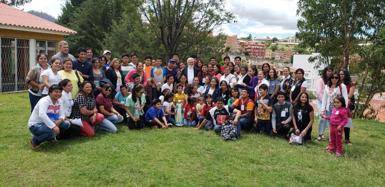 SUCRE – Encuentro Nacional de la MI BOLIVIA