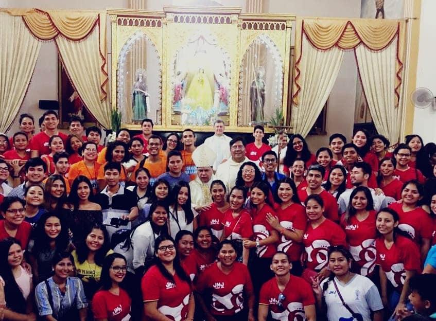 BOLIVIA – Jovenes de nuestras PARROQUIAS OFMCONV. Franciscanos Conventuales Bolivia