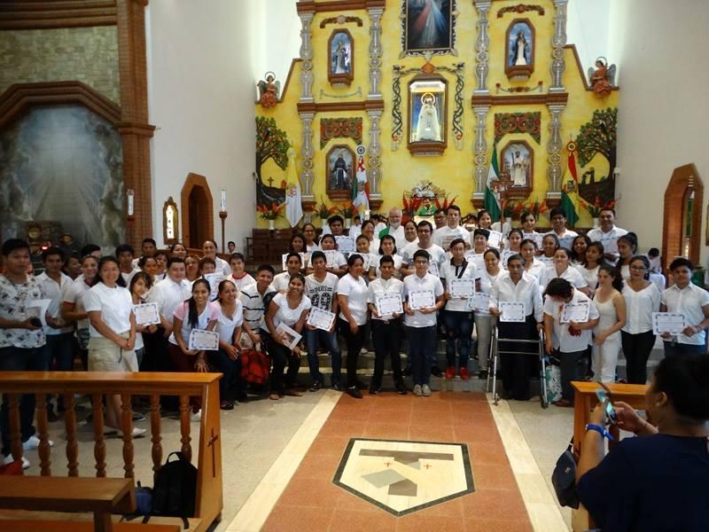 MONTERO – Encuentro de Catequistas y entrega de Certificados
