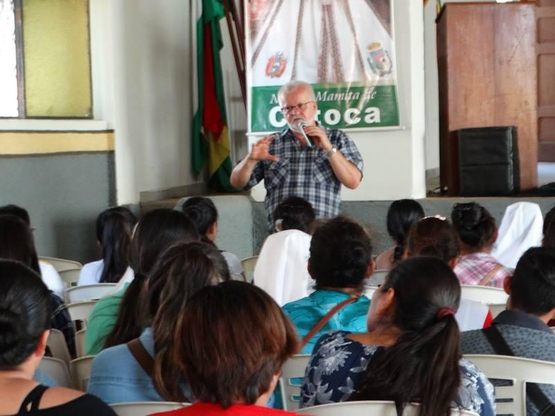 MONTERO – Curso de Formación Permanente para CATEQUISTAS 2019