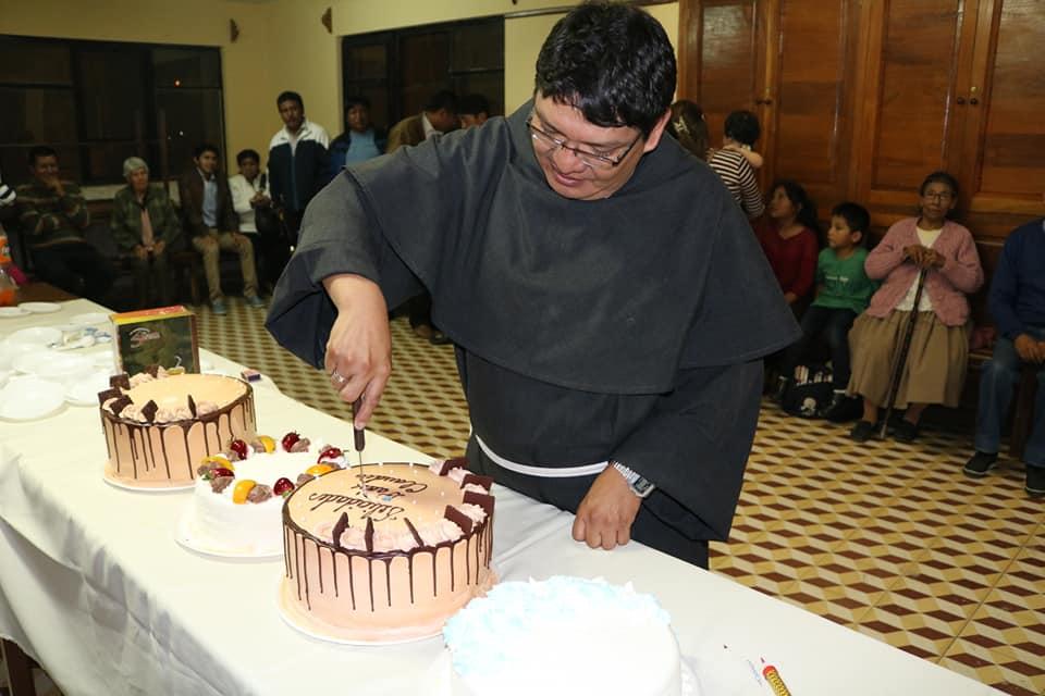 Alalay – Celebrando el regalo de la Vida de P. Claudio