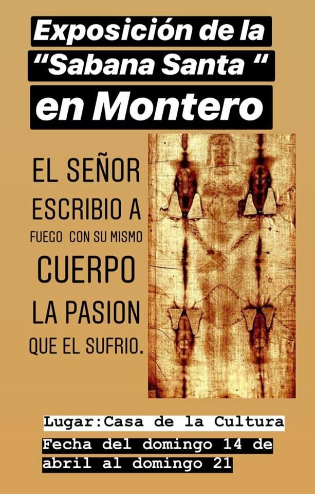 MONTERO – Copia de la Sabana Santa