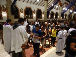 Montero – San Antonio de Padua en Abril
