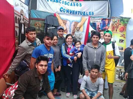 POSTULANTADO – Encuentro con voluntarios del Comedor «San Antonio»