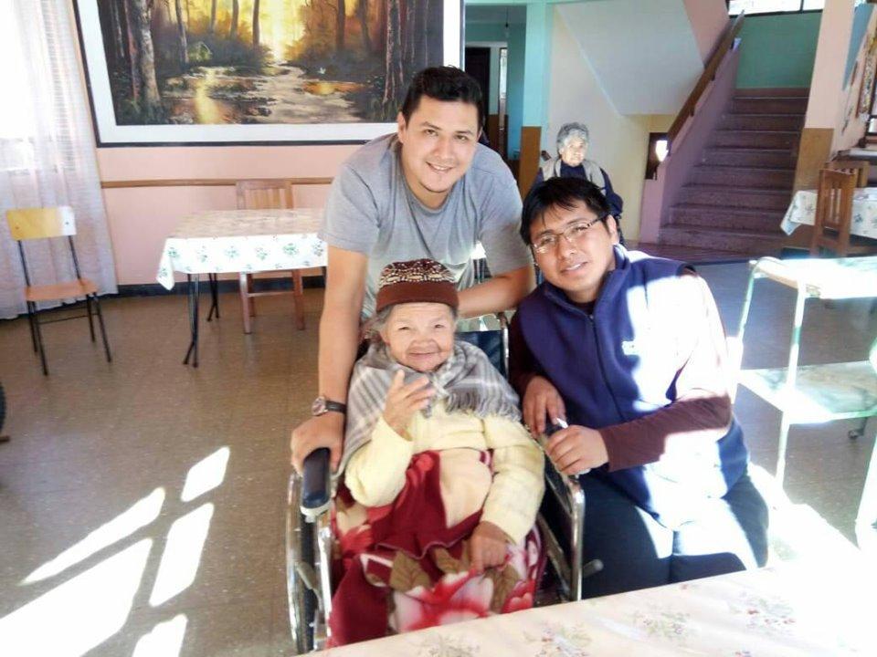 POSTULANTADO – La alegría del «servicio»