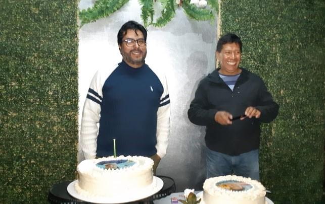 VILLA 1ro. de MAYO – Celebrando el Cumpleaños de Fr. Oscar y Fr. Juan Carlos