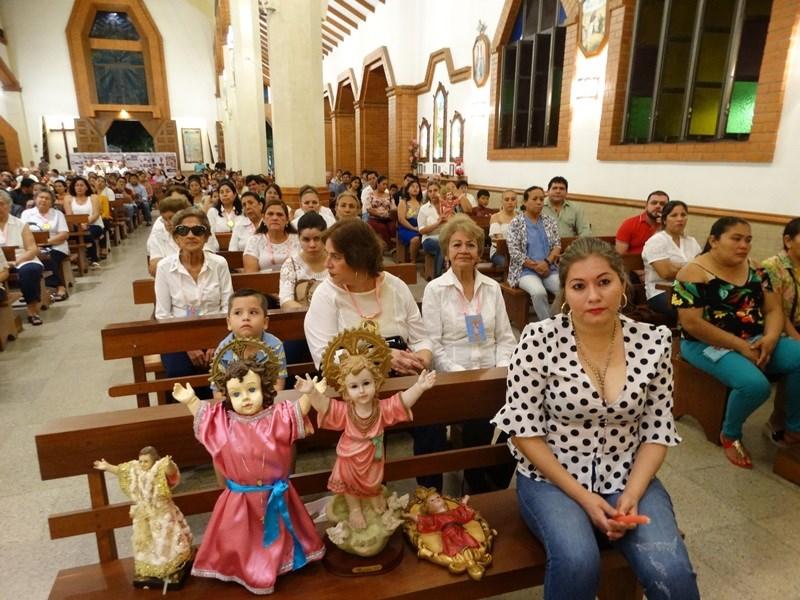 MONTERO – Celebrando al DIVINO NIÑO en Las Mercedes