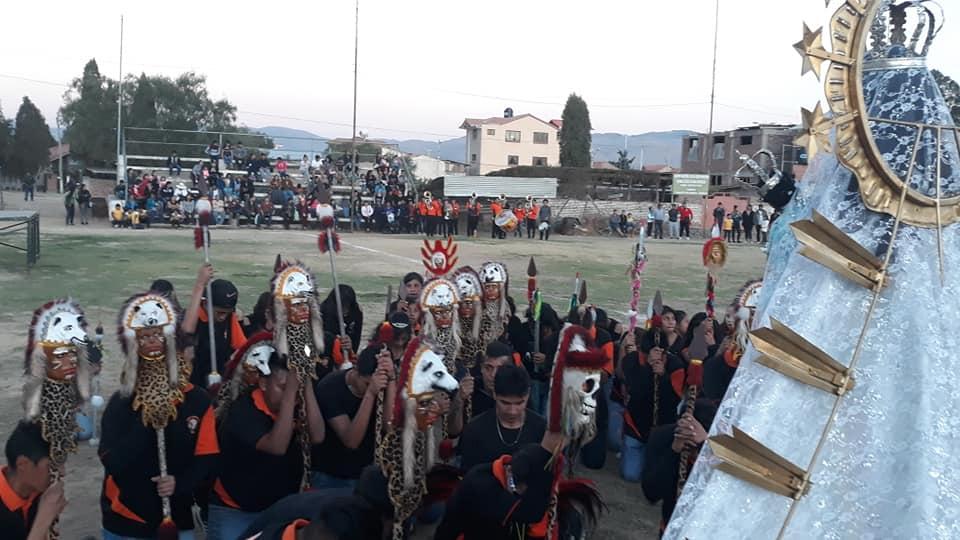 QUINTANILLA – Convite y PROMESA para la Fiesta en CHACACOLLO