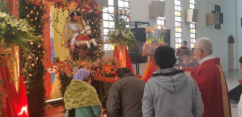 MONTERO – Celebrando a SANTIAGO APOSTOL