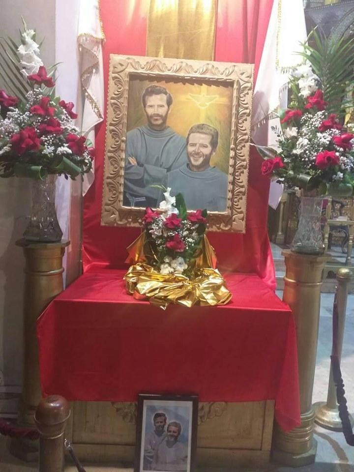 SUCRE – Recordando a los Beatos Mártires del Peru