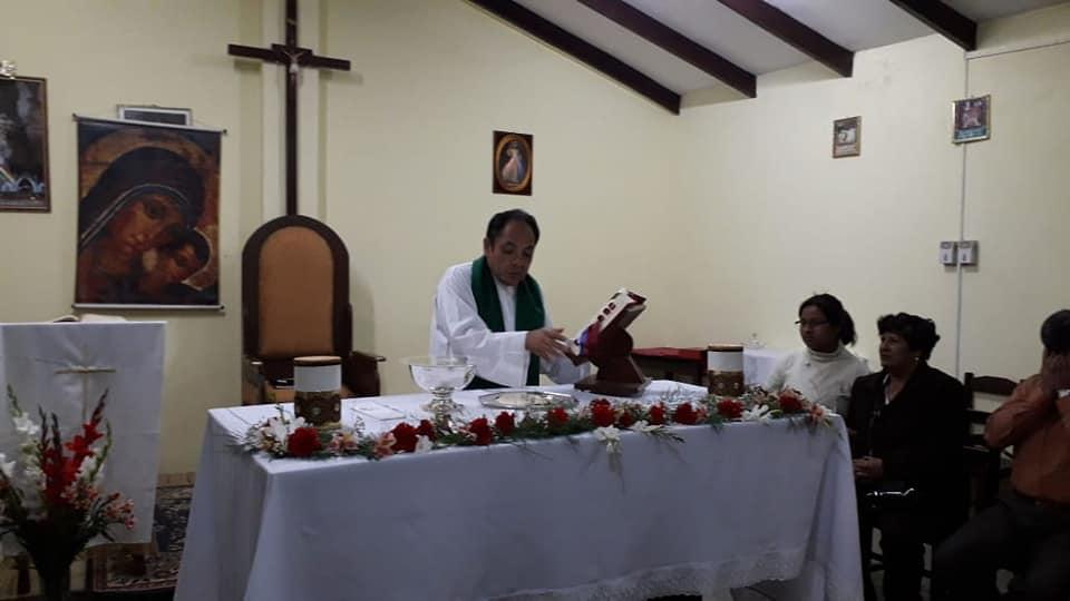 VILLA 1ro. de MAYO – Celebración NeoCatecumenal