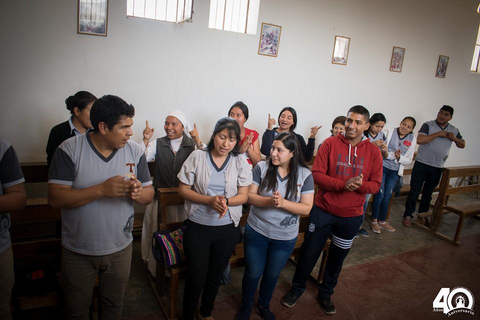 QUINTANILLA – 4to. encuentro de CATEQUISTAS