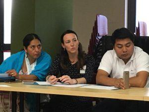 BOLIVIA/ CUSTODIA- Participación en encuentro internacional de la MI