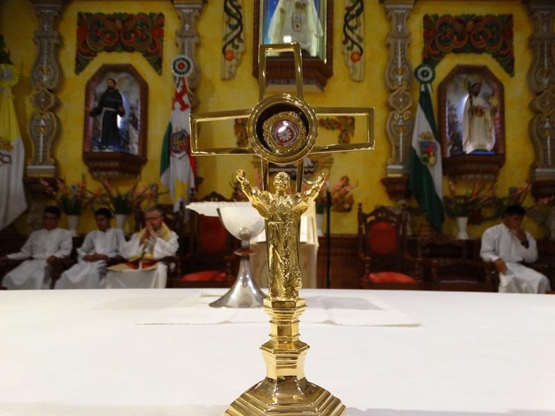 MONTERO – Celebrando a San Juan Pablo II en Las Mercedes