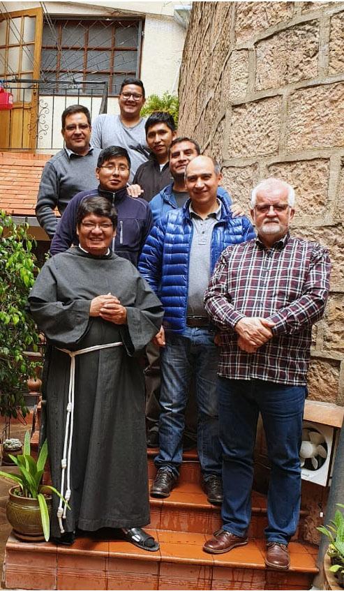 CUSTODIA – Visita administrativa a las fraternidades